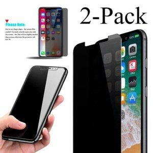 2 Pack Privacy Screen Protector for iPhone 11 Pro
